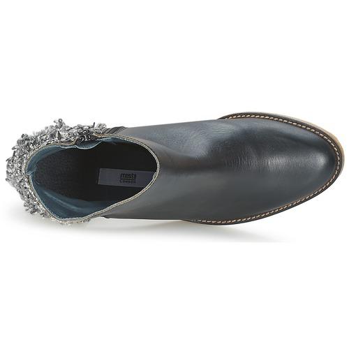 Miista AzulMarino Zapatos Brianna Mujer Botines UVGqpSzM