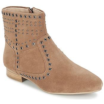 Zapatos Mujer Botas de caña baja French Connection CHARLENE Tan