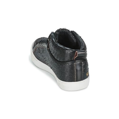Zapatillas Feiyue Mid Negro Mujer Altas Dragon Zapatos Delta E2IHWD9