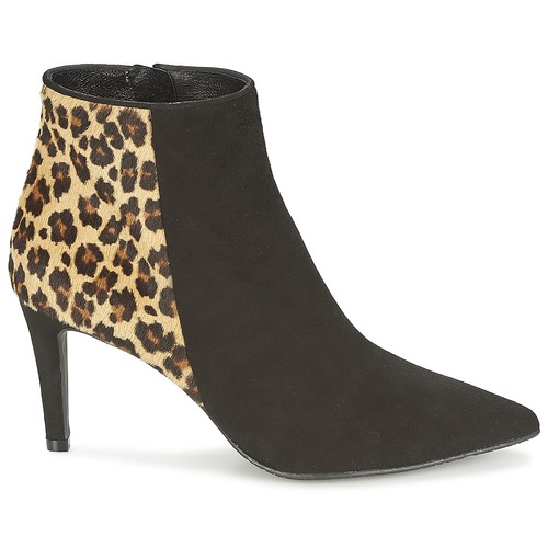 Boots Boots Boots Low Mujer NegroLeopardo NegroLeopardo Low Boots Low NegroLeopardo Low Mujer Mujer f7gYyv6b
