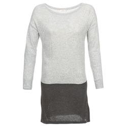 textil Mujer vestidos cortos DDP EMMI Negro / Gris
