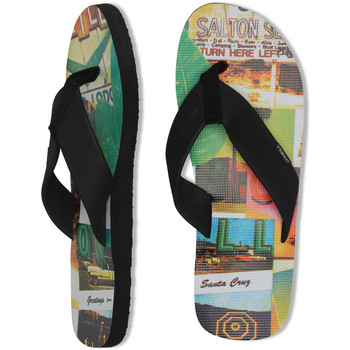 Zapatos Hombre Chanclas O'neill Imprint Pattern Multicolor