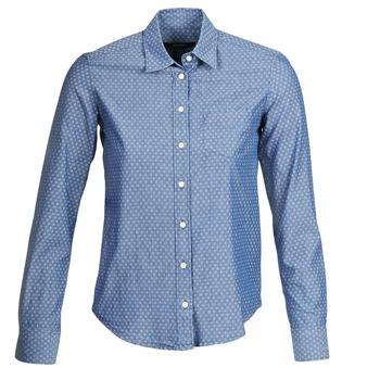 textil Mujer Camisas Gant EXUNIDE Azul