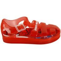 Zapatos Niño Sandalias Spiderman 2301-1142 Rojo