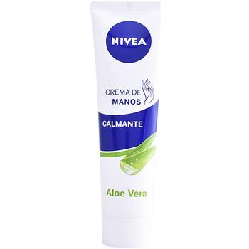 Belleza Cuidados manos & pies Nivea Aloe Vera Crema Manos Calmante