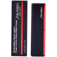 Belleza Mujer Pintalabios Shiseido Modernmatte Powder Lipstick 523-majo 4 Gr 4 g
