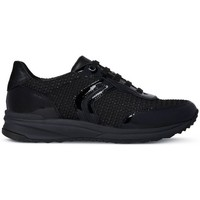 Zapatos Mujer Zapatillas bajas Geox D Airell A Negro negro