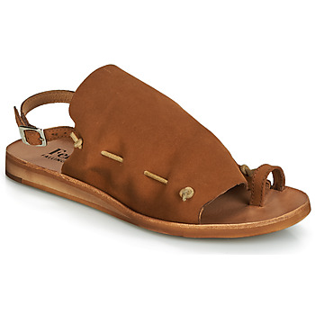 Zapatos Mujer Sandalias Felmini COGNACEJE Cognac