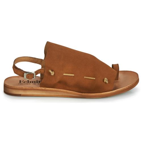 Sandalias Felmini Cognaceje Cognac Zapatos Mujer AqScRj3L54
