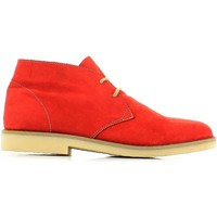 Zapatos Mujer Botas de caña baja Grace Shoes 1000 Ankle Mujeres Red Red