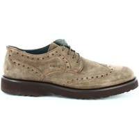 Zapatos Hombre Derbie Keys 3456 Shoes with laces Hombre Taupe Taupe