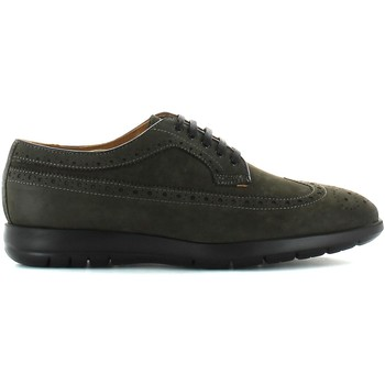 Zapatos Hombre Derbie Marco Ferretti 110577 2140 Lace-up heels Hombre Anthracite Anthracite