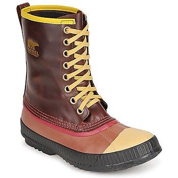 Zapatos Hombre Botas de nieve Sorel MENS SENTRY ORIGINAL Marrón