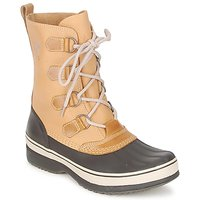 Zapatos Hombre Botas de nieve Sorel KITCHENER CARIBOU Curry / STONE