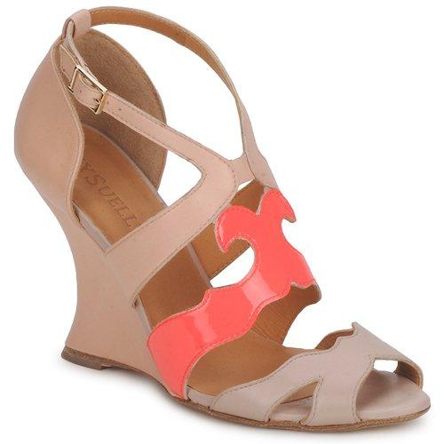 Zapatos Mujer Sandalias MySuelly PAULINE Topotea / Granadina
