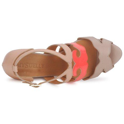 Pauline Mujer Mysuelly Zapatos TopoteaGranadina Sandalias qUVzGpSM