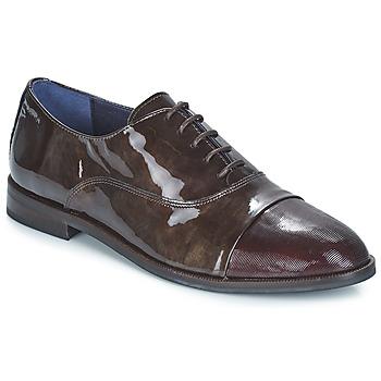 Zapatos Mujer Derbie Dorking RAQUEL Marrón