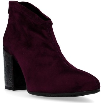 Zapatos Mujer Botines Pedro Miralles 24822 Botines de Mujer rojo