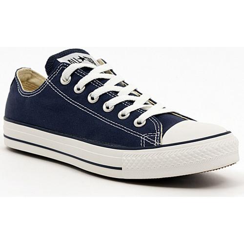 Zapatos Zapatillas bajas Converse ALL STAR OX NAVY Multicolore