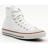 Zapatos Hombre Zapatillas altas Converse ALL STAR HI  OPTICAL WHITE Multicolore