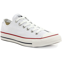 Zapatos Mujer Zapatillas bajas Converse ALL STAR OX  OPTICAL WHITE Multicolore