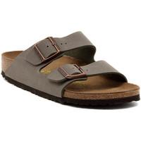 Zapatos Zuecos (Mules) Birkenstock ARIZONA  STONE     90,9