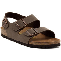 Zapatos Sandalias Birkenstock MILANO MOCCA Marrone