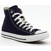 Zapatos Niños Zapatillas altas Converse ALL STAR HI NAVY Multicolore