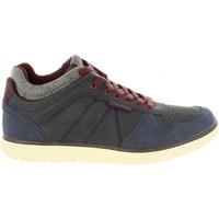 Zapatos Hombre Zapatillas bajas MTNG 84138 Azul