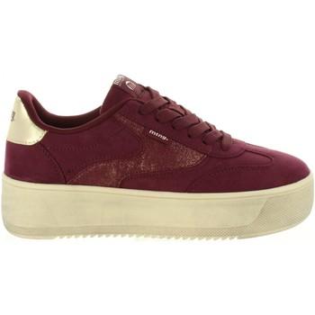 Zapatos Mujer Zapatillas bajas MTNG 69180 Rojo