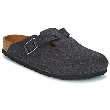 Zapatos Zuecos (Clogs) Birkenstock BOSTON Gris