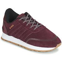 Zapatos Niños Zapatillas bajas adidas Originals N-5923 C Burdeo