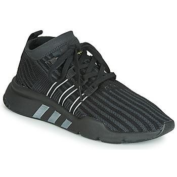 Zapatos Hombre Zapatillas bajas adidas Originals EQT SUPPORT MID ADV PK Negro