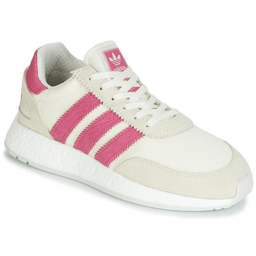 Zapatos Mujer Zapatillas bajas adidas Originals I-5923 W Blanco