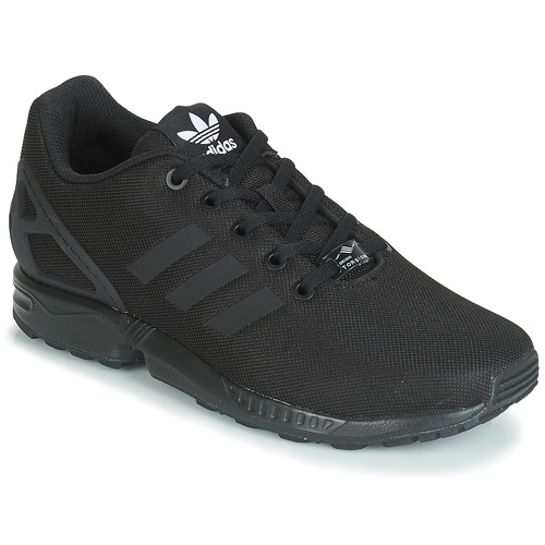 25b44f2c7 adidas Originals ZX FLUX J Negro - Zapatos Deportivas bajas Nino 60