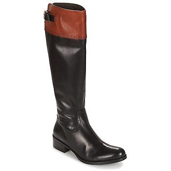 Zapatos Mujer Zapatillas bajas Moda In Pelle TULSY Negro