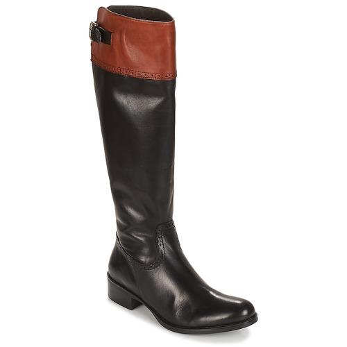 Cómodo y bien parecido Zapatos especiales Moda In Pelle TULSY Negro