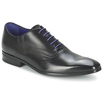 Zapatos Hombre Richelieu Azzaro NOBODAN Negro