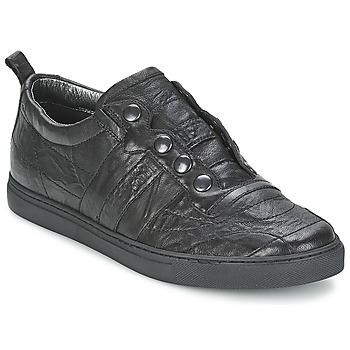Zapatos Hombre Zapatillas bajas Bikkembergs SOCCER CAPSULE 522 Negro