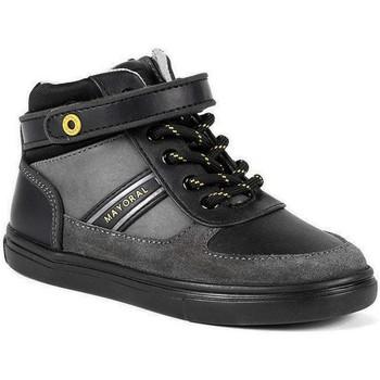 Zapatos Niño Botas de caña baja Mayoral 44905 Negro Negro
