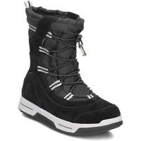 Zapatos Niños Botas de nieve Timberland Snow Stomper Pull ON WP Negros