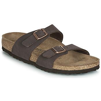 Zapatos Mujer Zuecos (Mules) Birkenstock SYDNEY Marrón