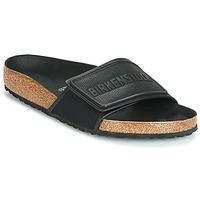 Zapatos Hombre Chanclas Birkenstock TEMA Negro