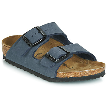 Zapatos Niño Zuecos (Mules) Birkenstock ARIZONA Navy