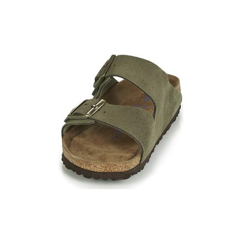 Sfb Arizona Mujer ZuecosmulesBirkenstock Kaki Zapatos oBWxrCed