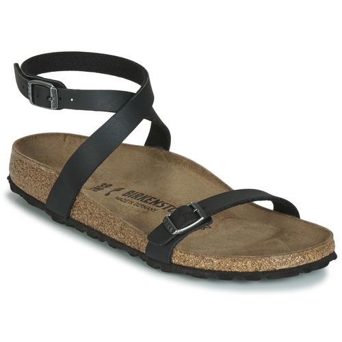Zapatos Mujer Sandalias Birkenstock DALOA Negro
