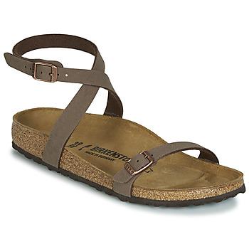 Zapatos Mujer Sandalias Birkenstock DALOA Marrón