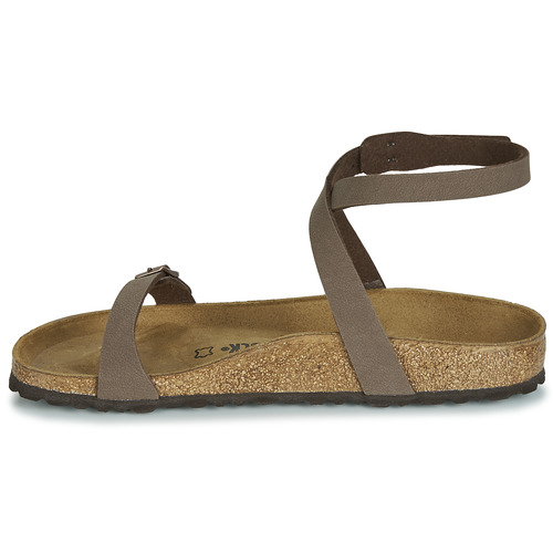 Daloa Birkenstock Marrón Zapatos Mujer Sandalias l1Tc3FKJ