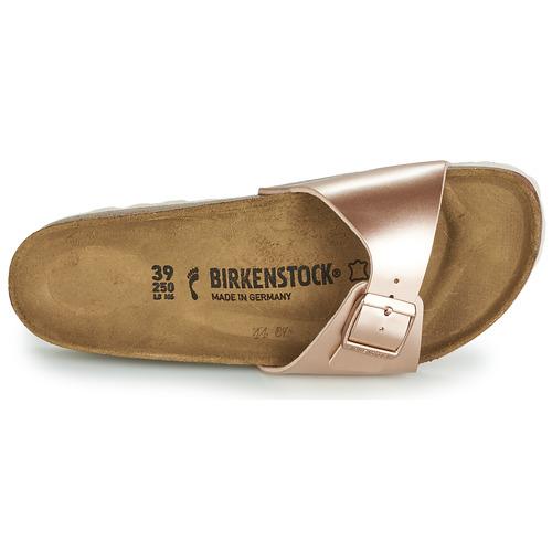 Zapatos ZuecosmulesBirkenstock RosaOro Madrid Zapatos Mujer WE2ID9H