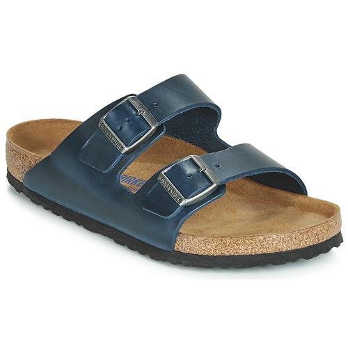 Zapatos Hombre Zuecos (Mules) Birkenstock ARIZONA SFB Azul
